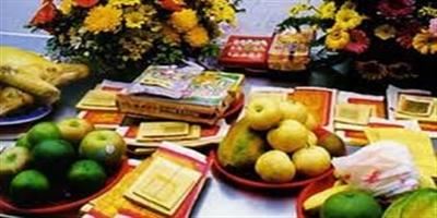 Cách sắm lễ và Các bài văn khấn tại đình đền chùa miếu phủ 02