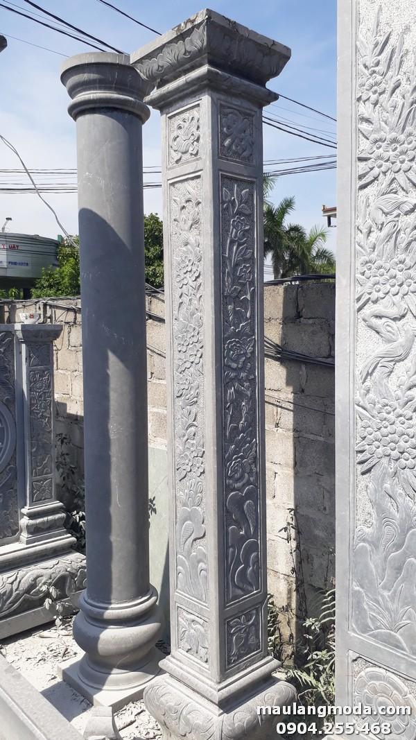 Sơ lược về cấu tạo cột đồng trụ nhà thờ họ