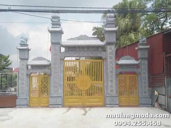 Hình ảnh cổng nhà thờ họ đẹp nhất hiện nay