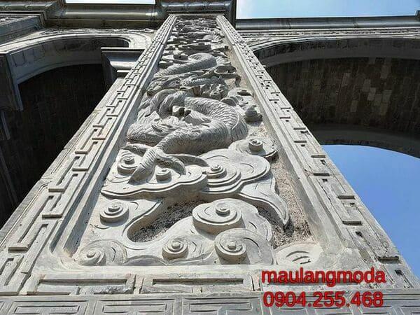 Ý nghĩa cổng đá tại Ninh Vân