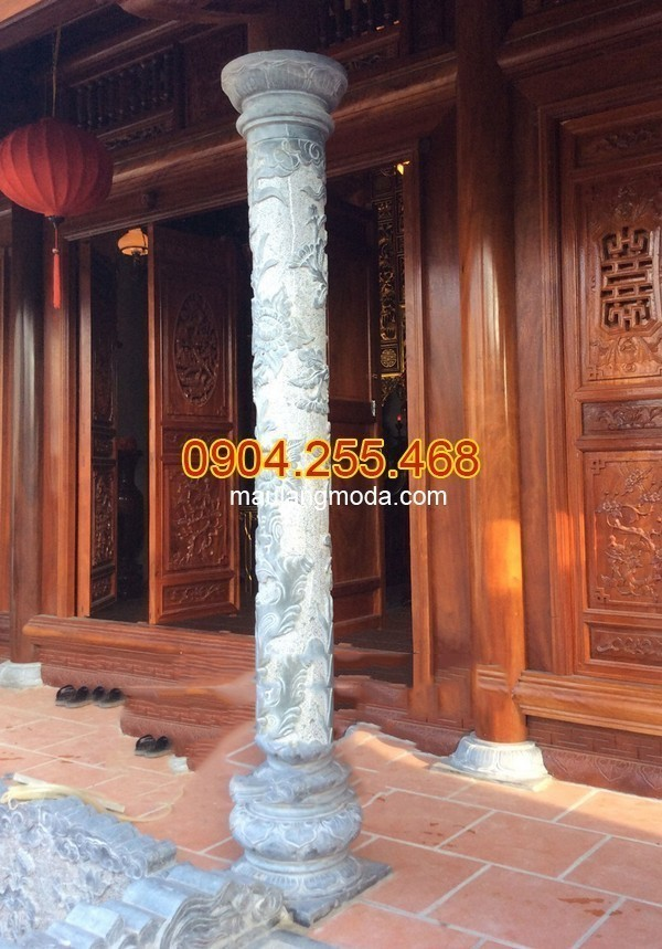 Tổng hợp những mẫu cột đá nhà thờ đẹp nhất Việt Nam