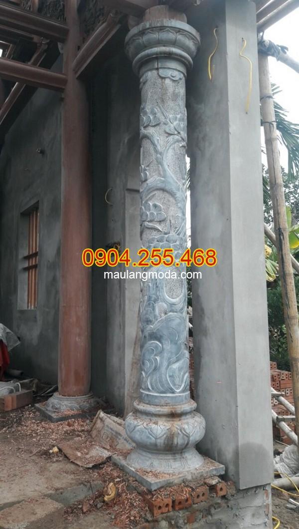 Những mẫu cột đá nhà thờ đẹp nhất Việt Nam