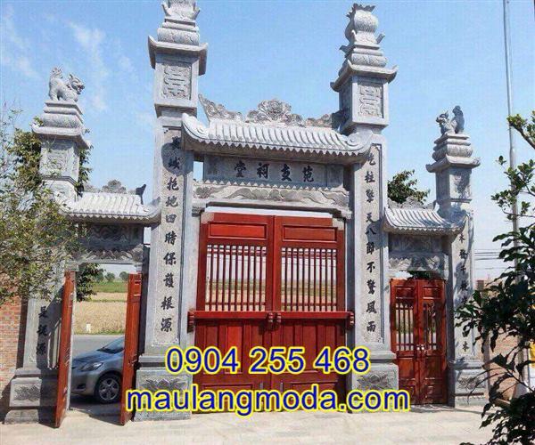 Địa chỉ bán cổng tam quan đá tại An Giang, bán cổng đá đẹp tại An Giang,Địa chỉ bán xây cổng tam quan đá tại An Giang