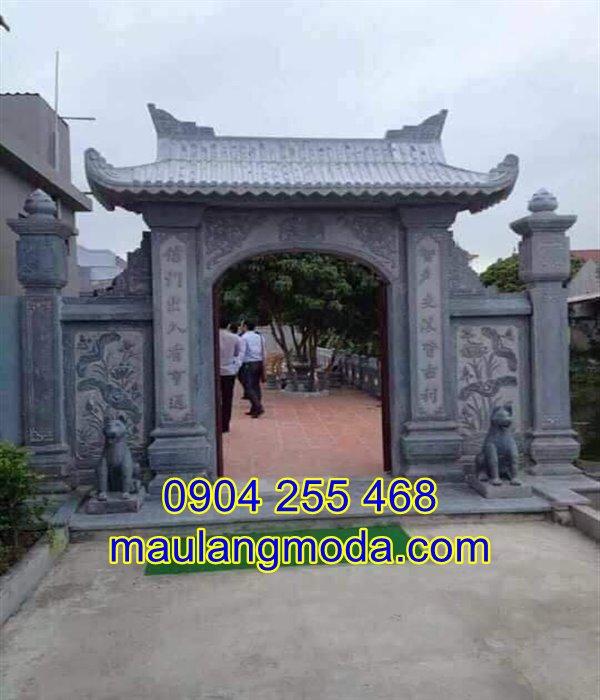 Bán cổng tam quan đá đẹp tại An Giang, cổng đá đẹp tại An Giang