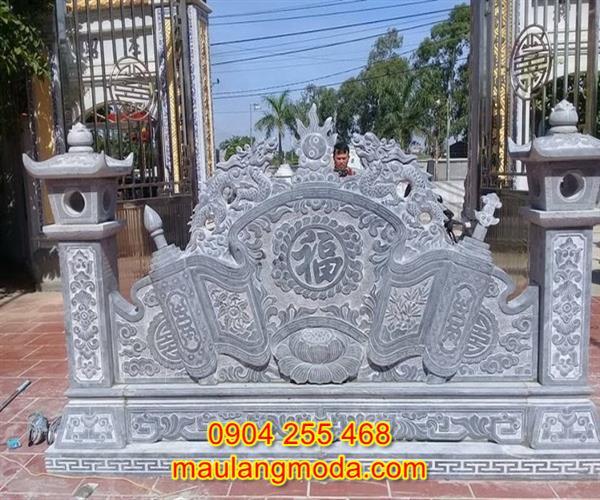 Cuốn thư đá đẹp giá rẻ nhất tại Ninh Bình CT2