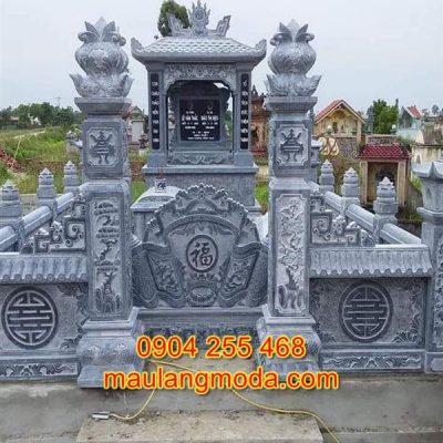 Cuốn thư đá khu lăng mộ đẹp giá hợp lý