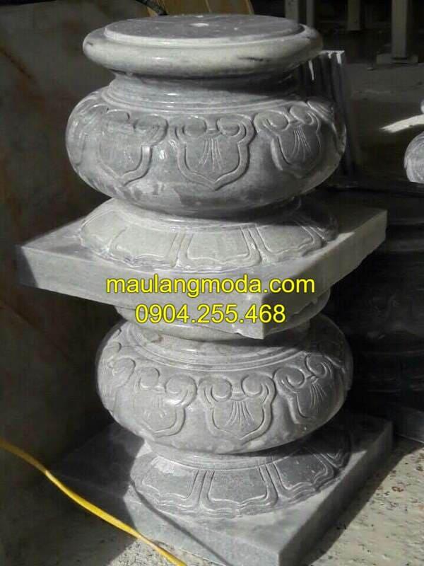 Những mẫu chân cột đá nhà thờ họ đẹp nhất hiện nay