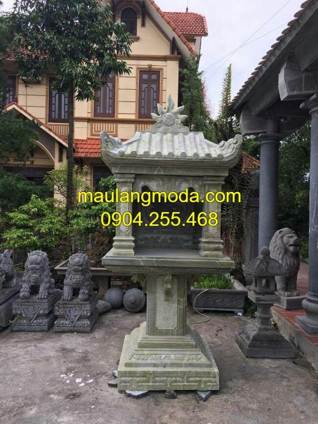 Một số mẫu am thờ bằng đá đẹp tại Ninh Vân