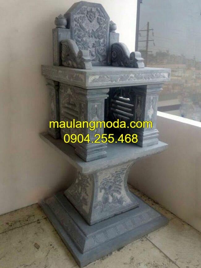 Mẫu am thờ bằng đá đẹp tại Ninh Bình