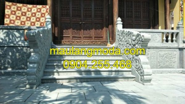 Mẫu bậc tam cấp trước nhà đẹp nhất Việt Nam
