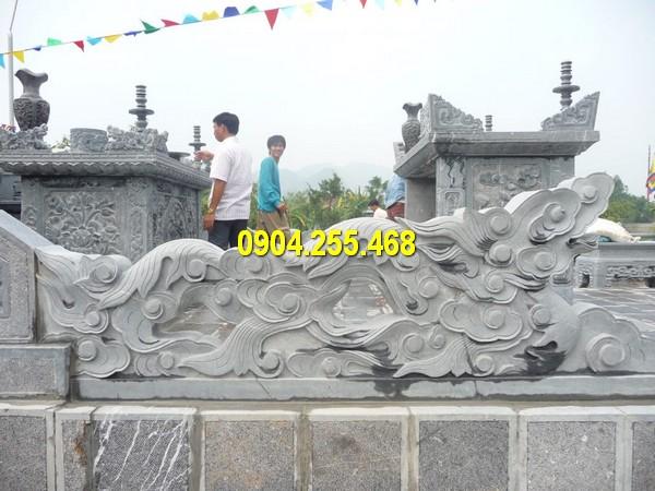 Rồng đá Non Nước được chạm khắc thủ công, màu sắc tự nhiên