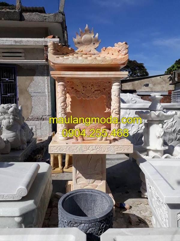 Cơ sở bán bàn thờ thiên chất lượng nhất tại Ninh Vân