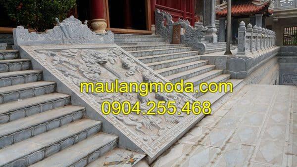 Báo giá bậc tam cấp đá xanh tại Ninh Vân