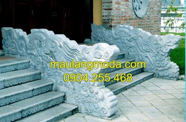 Báo giá bậc tam cấp đá xanh tại Ninh Bình