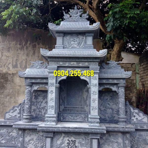 Giá thành lòng đình đá trong kiến trúc khu lăng mộ đá mỹ nghệ Ninh Vân Ninh Bình