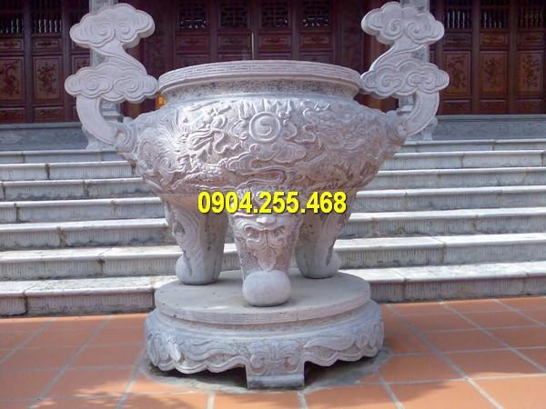 Bán bát hương bằng đá trắng tại Hà Nội