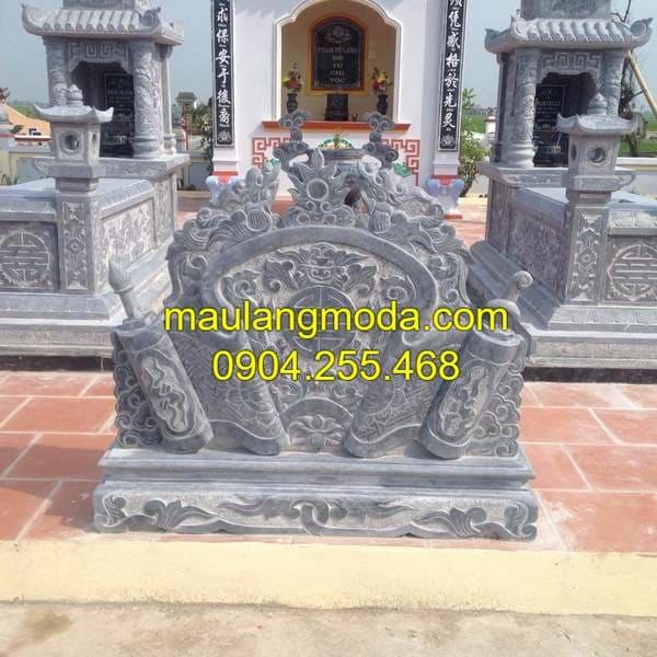 Một số mẫu bình phong đá đẹp nhất Việt Nam