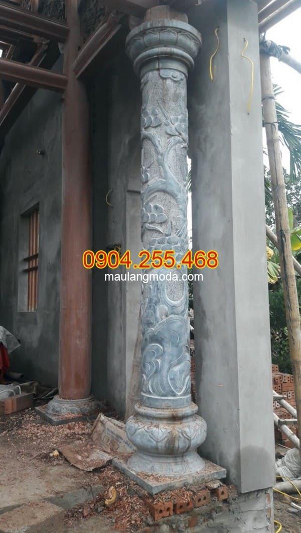Cấu tạo của các mẫu cột nhà thờ họ