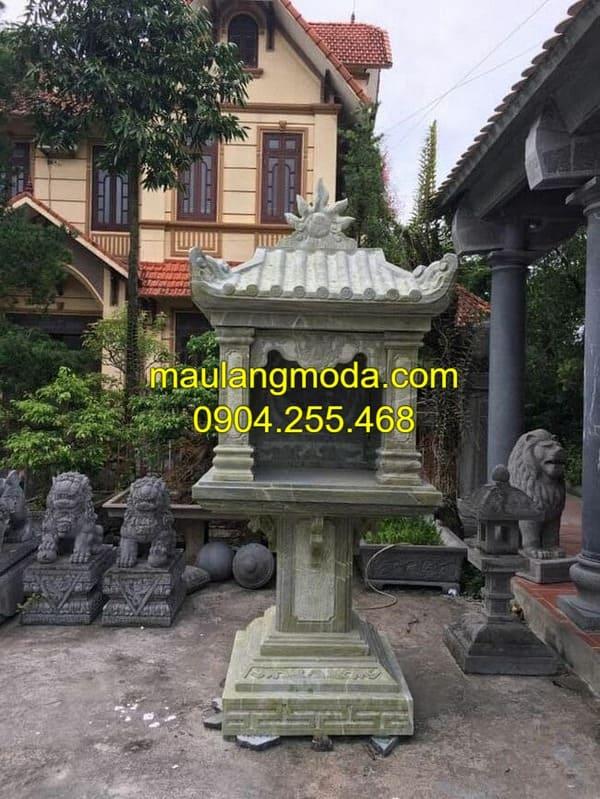 Cây hương thờ thần linh - Ý nghĩa cây hương bằng đá
