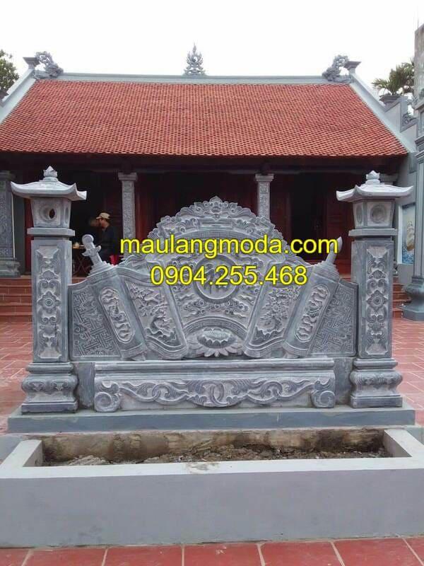 Bình phong đá giá rẻ tại Ninh Bình