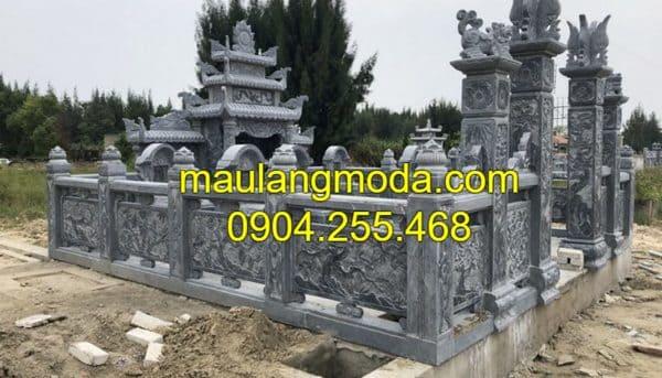 Cở sở bán lăng mộ đá uy tín, chất lượng tại Ninh Vân - Ninh Bình