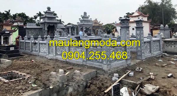 Hình ảnh lăng mộ đá đẹp nhất Ninh Bình
