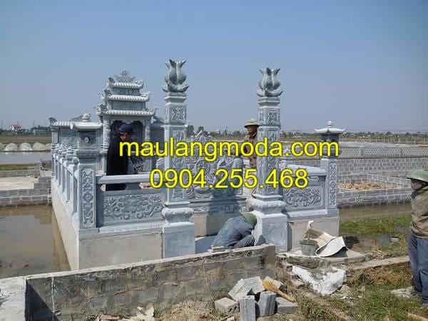Khu lăng mộ đá đẹp tại Ninh Vân - Ninh Bình