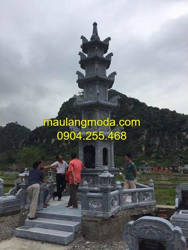 Một số hình ảnh mộ đá hình lục giác đá đẹp nhất Ninh Bình