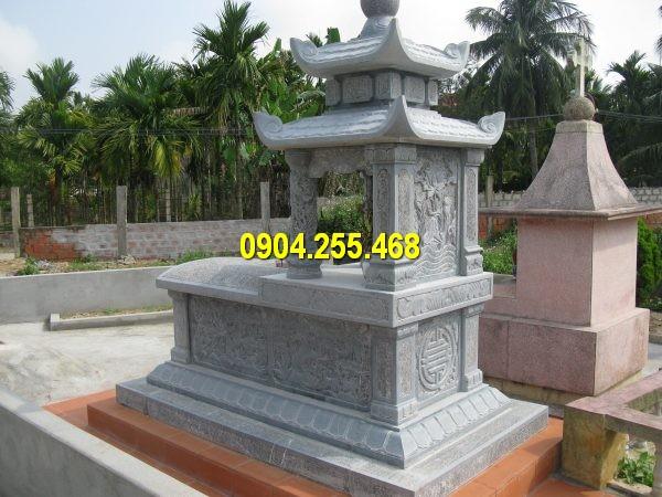Thi công lăng mộ đá Hưng Yên