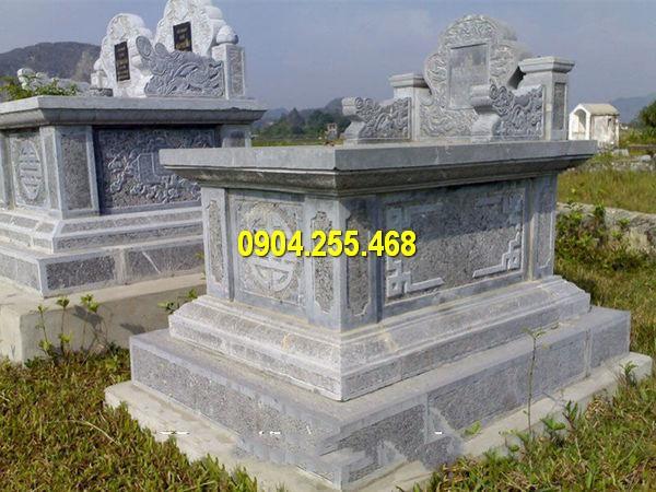 Xây lăng mộ đá tại Quảng Bình