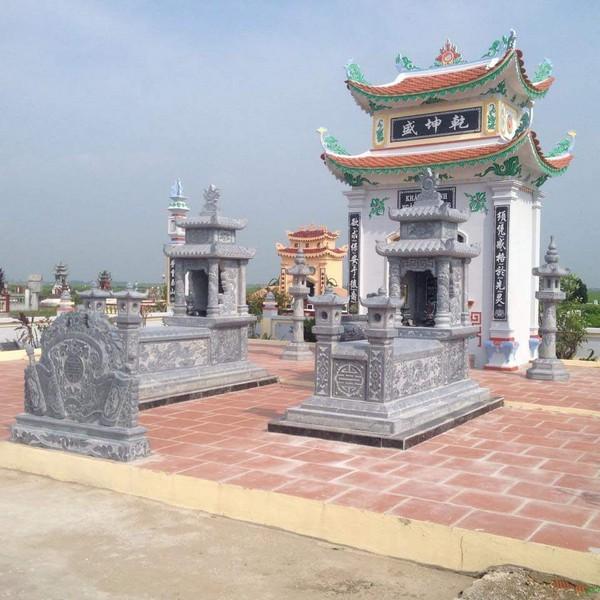 Địa chỉ thiết kế, xây dựng lăng mộ ở Huế