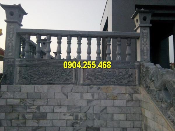 Cầu thang đá tự nhiên đẹp mắt