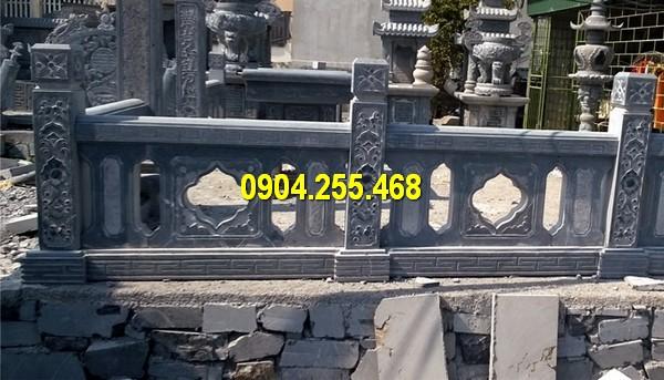 Hình ảnh mẫu lan can bằng đá Ninh Vân Ninh Bình