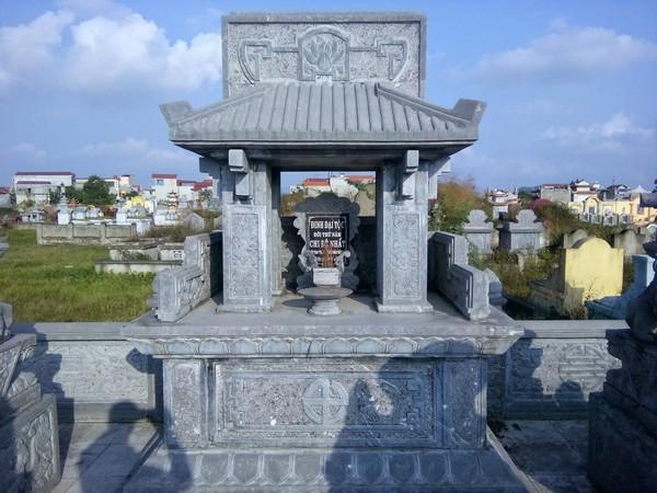 Lăng mộ đá mới Ninh Vân giá rẻ nhất thị trường