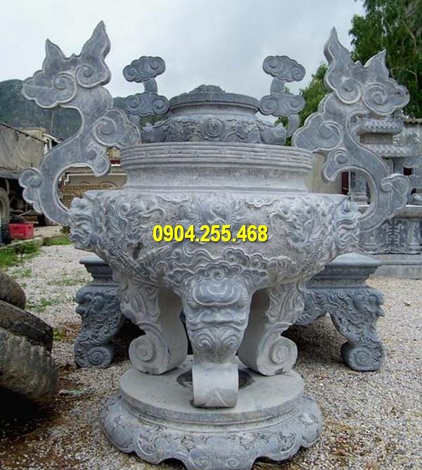 Lư hương đá đẹp nhất Việt Nam