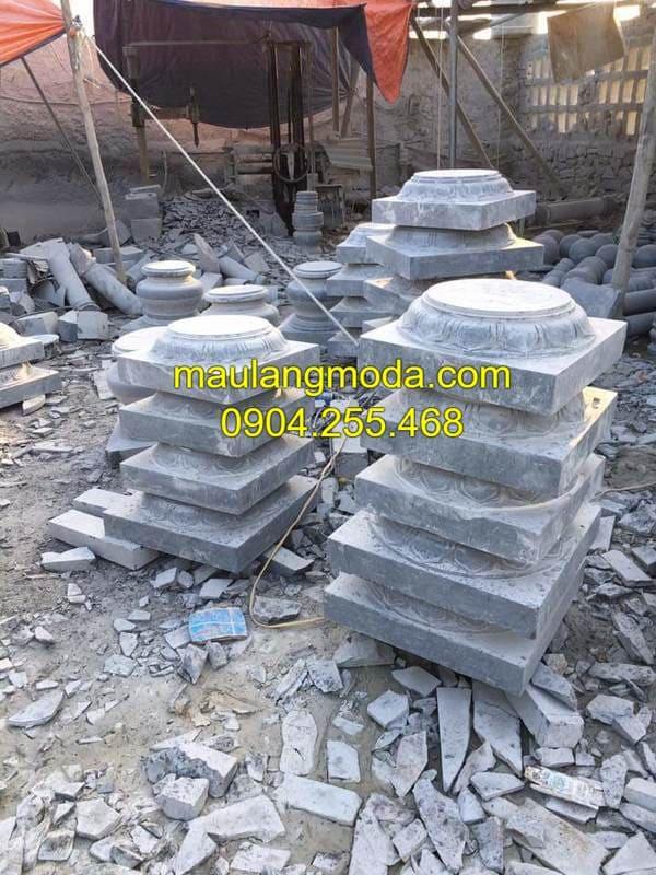 Những mẫu chân tảng đá kê cột nhà thờ đẹp nhất Ninh Bình
