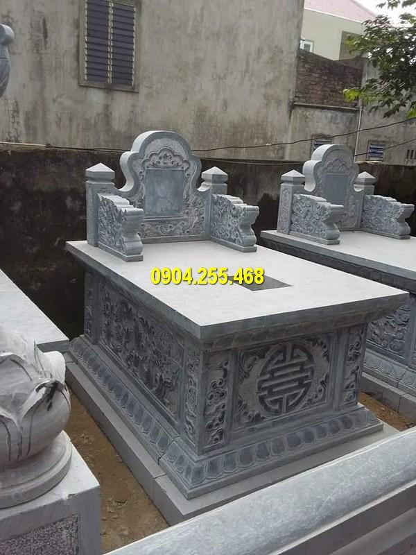 Mộ đá tam sơn hậu bành không mái đẹp nhất Việt Nam