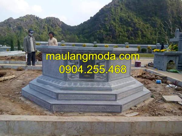 Những mẫu mộ xây đẹp nhất Việt Nam chỉ có tại Ninh Bình