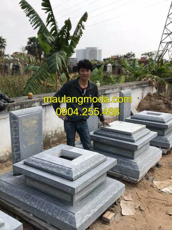 Những mẫu mộ xây đẹp nhất
