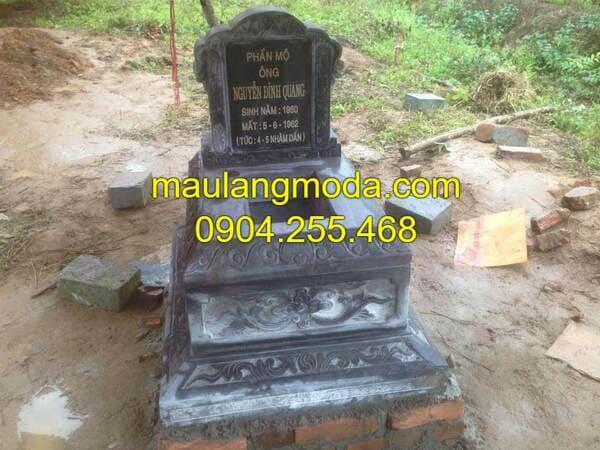 Những mẫu mộ xây đẹp nhất Việt Nam