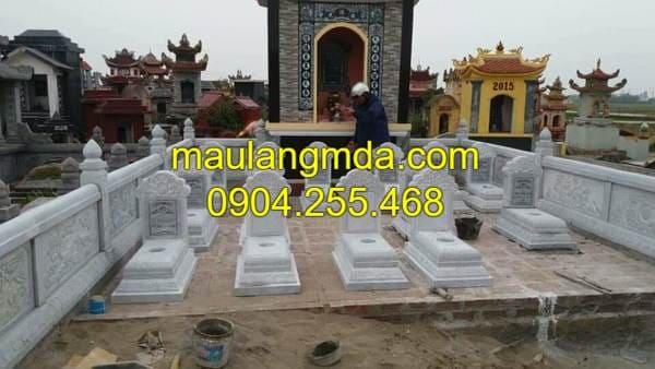 Mua lăng mộ đá ở đâu chất lượng nhất Ninh Vân