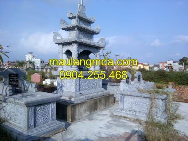 Mua lăng mộ đá ở đâu chất lượng nhất Việt Nam