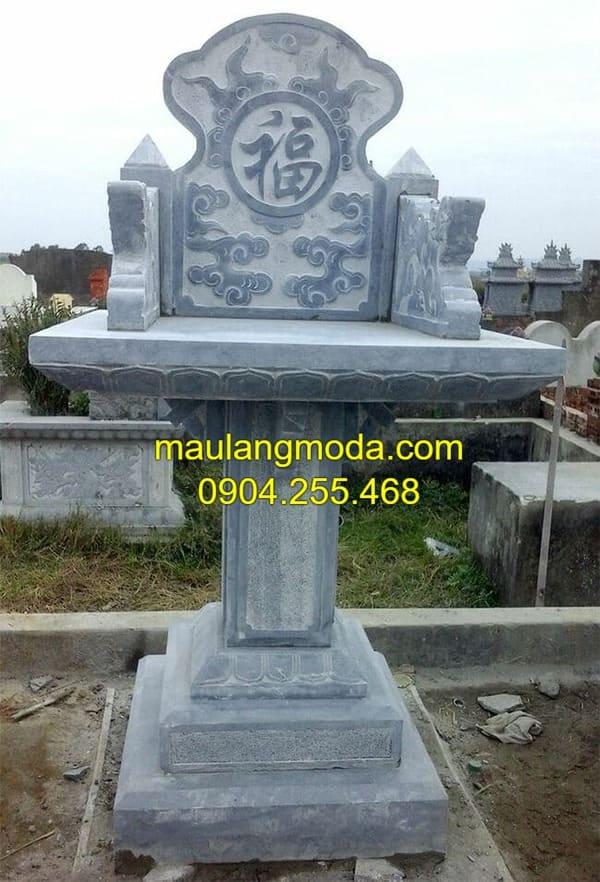 Mẫu bàn thờ thiên đẹp nhất Ninh Vân