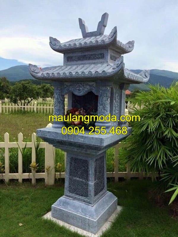 Một số mẫu bàn thờ thiên đang được ưa chuộng tại Ninh Bình