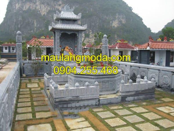 Lăng mộ đá đẹp nhất Ninh Vân - Ninh Bình