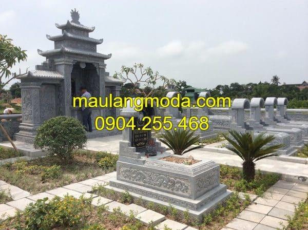 Cơ sở xây dựng lăng mộ đá đẹp nhất Ninh Vân - Ninh Bình
