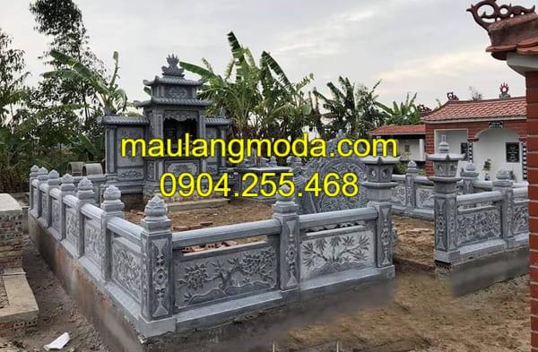 Mẫu lăng mộ đá đẹp nhất chỉ có ở Ninh Bình
