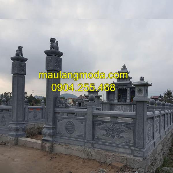 Mẫu lăng mộ đá đẹp nhất Ninh Bình