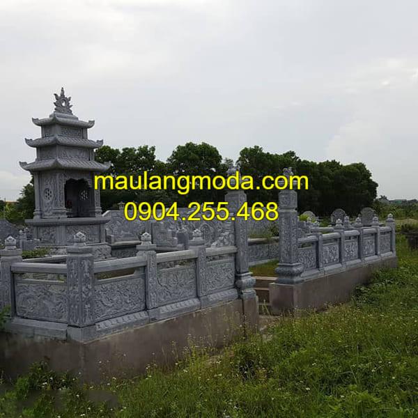 Những mẫu lăng mộ đá đẹp nhất Ninh Bình