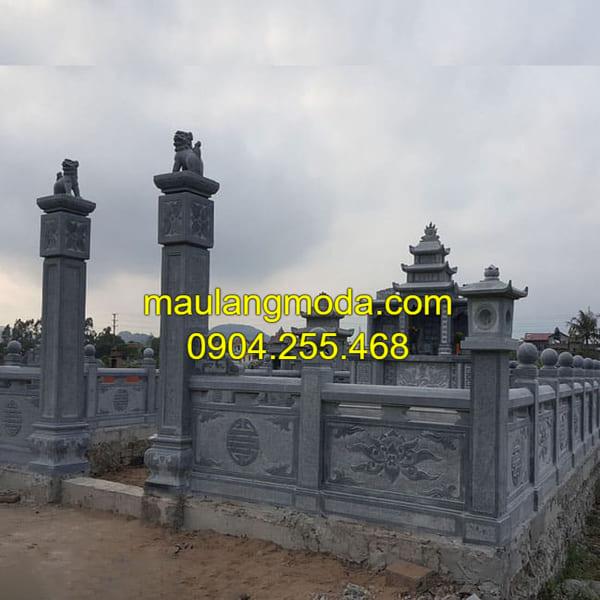 [TOP] Những mẫu lăng mộ đá xanh đẹp nhất Việt Nam